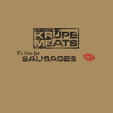 Krüpe Meats (Kids in the Hall) by ImSecretlyGeeky