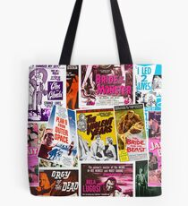 Ed Wood Posters Tote Bag