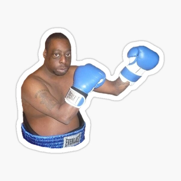 Beetlejuice / Lester Green Boxe Sticker