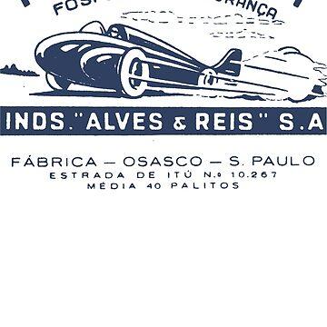 ALVES-REIS by capgun