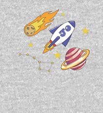 Space -- Jo Kids Pullover Hoodie