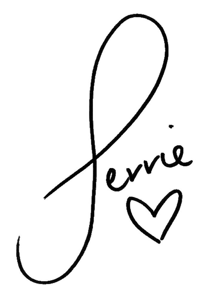 Little Mix - Perrie Signature by katiefranco