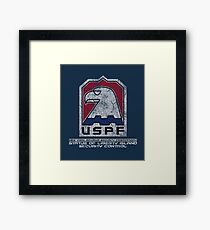 USPF (Escape from New Yrok) Framed Print