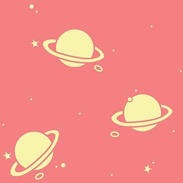 Space Pajama-Jam by MondoDellamorto