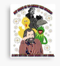 Jim Henson Muppets Canvas Print