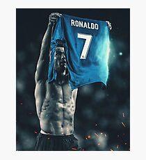 Ronaldo - Remember Me Photographic Print