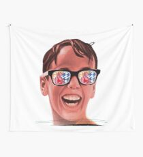 Sandlot summer  Wall Tapestry