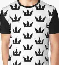 Kingdom Hearts Crown Graphic T-Shirt