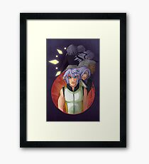 How Far He's Come Framed Print