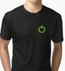 Power Up! -logo Tri-blend T-Shirt