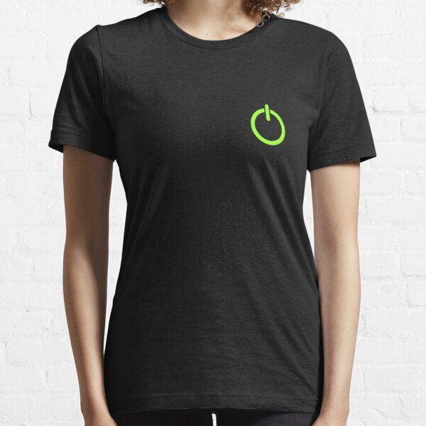 Power Up! -logo Essential T-Shirt