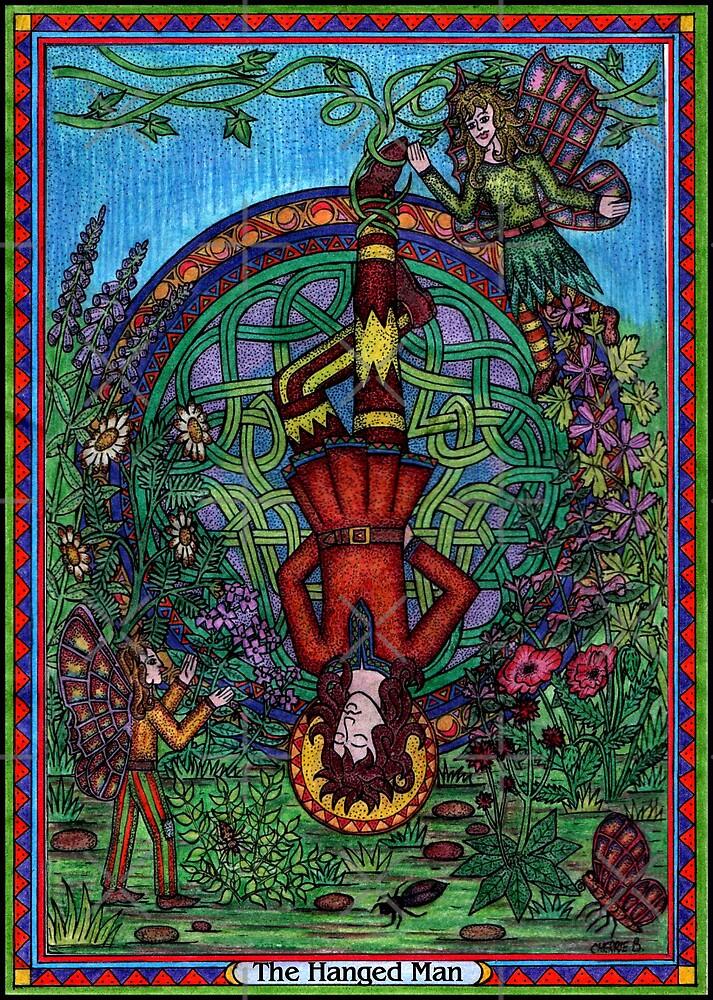 The Hanged Man by CherrieB