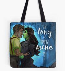 As Long As You're Mine - Elphaba & Fiyero Tote Bag
