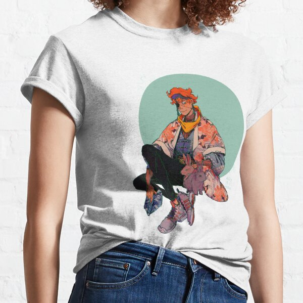 Lavi with bunnies Classic T-Shirt