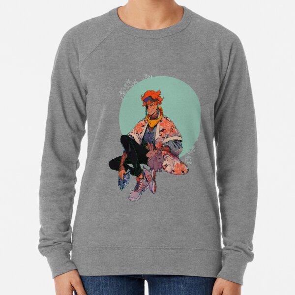 Lavi with bunnies Lightweight Sweatshirt