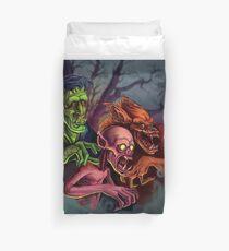 Monsters!! Duvet Cover
