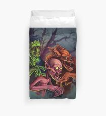 Monsters!! Duvet Cover