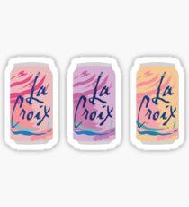 La Croix Trio Sticker