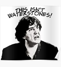 This Isn't Waterstones! Poster