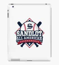 Sandlot summer iPad Case/Skin