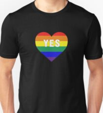 love yes T-Shirt