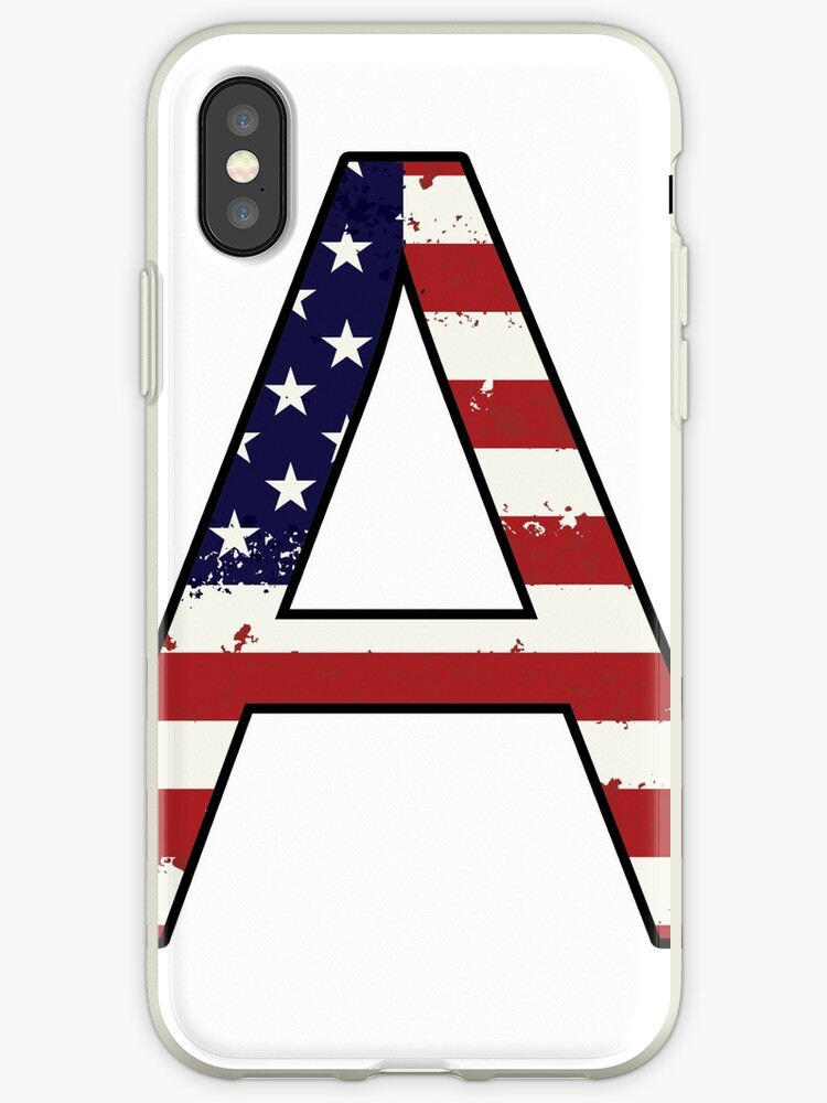 Alpha Flag Greek Symbol Iphone Cases Covers By Kennyhorsley