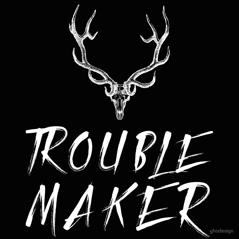 TROUBLE MAKER by yhodesign