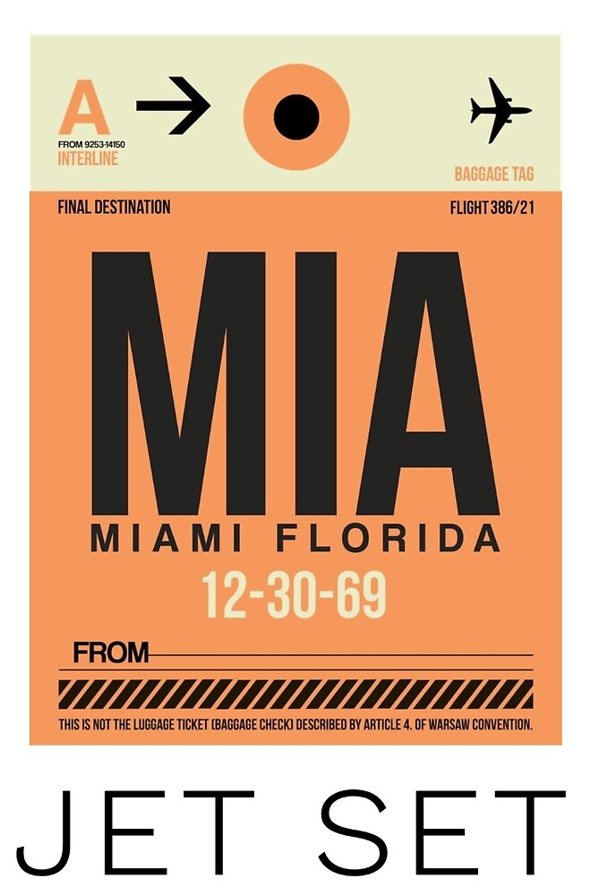 Miami by MworldTee