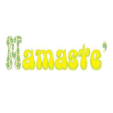 Namaste by Telamarine