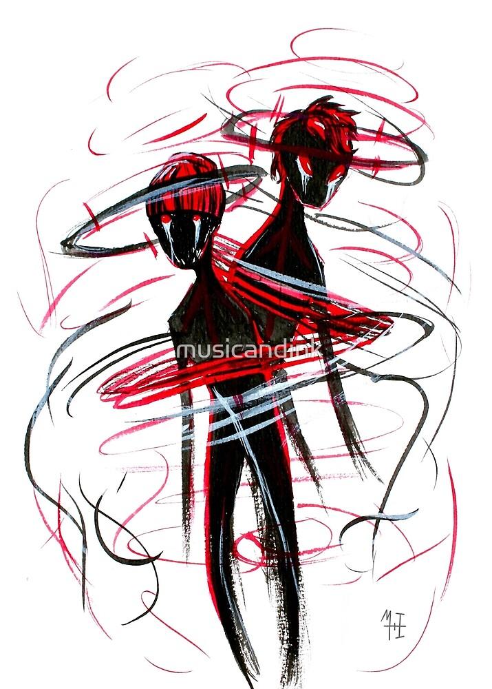 Spirits In The Dark by musicandink