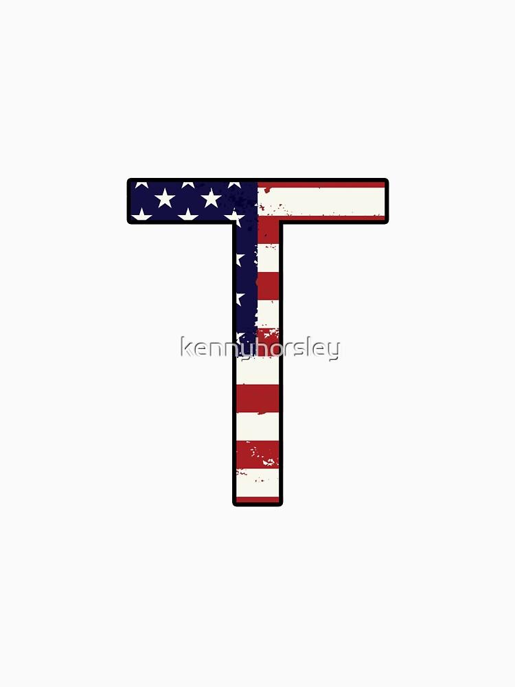 Tau Flag Greek Symbol Unisex T Shirt By Kennyhorsley Redbubble