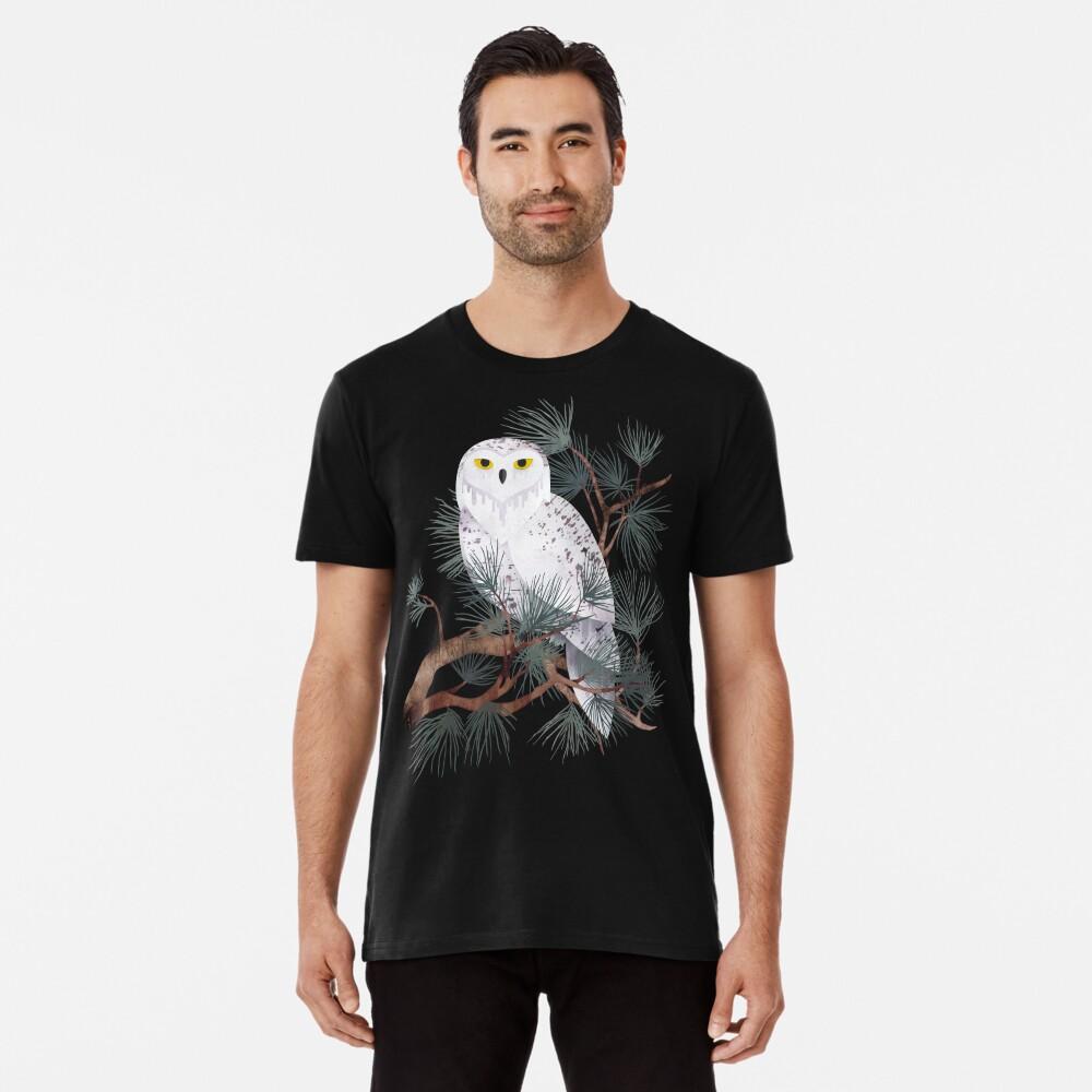 Schneebedeckt Premium T-Shirt