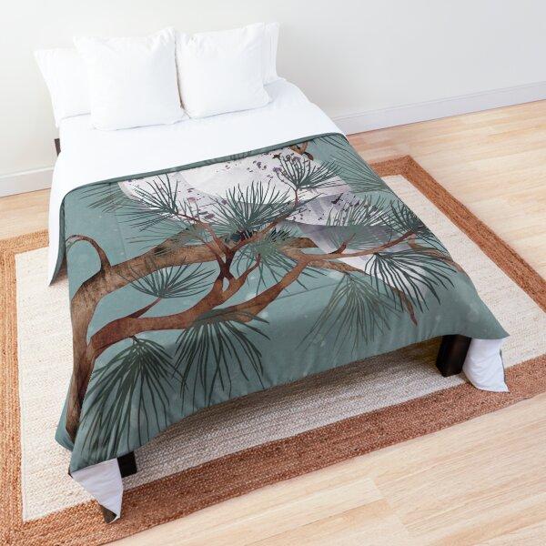 Snowy Comforter