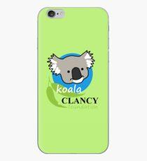 Koala Clancy Foundation - large logo iPhone Case