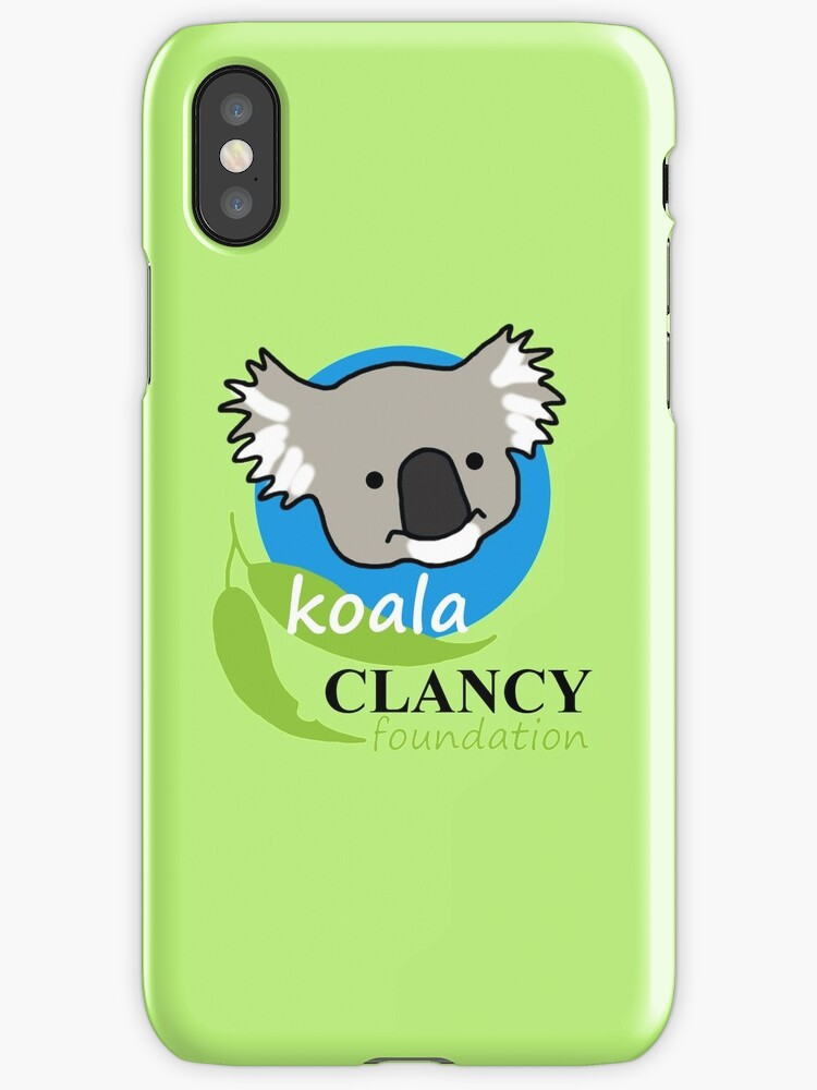 Koala Clancy Foundation - large logo by Echidna  Walkabout