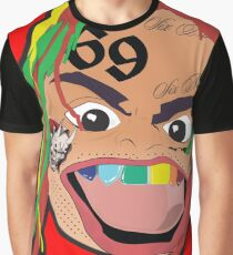 Yokai Graphic T-Shirt