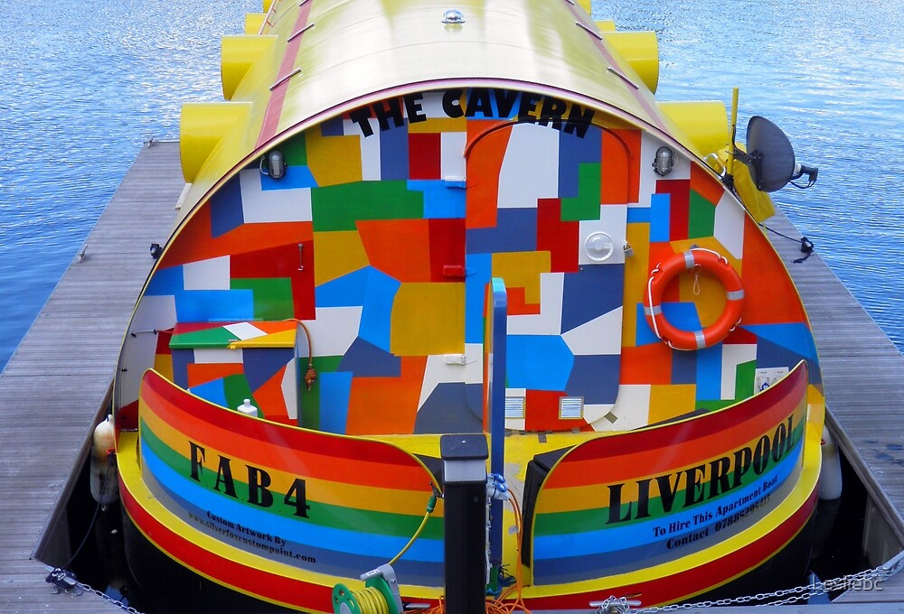 The Yellow Submarine by Lesliebc