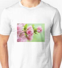 Pink Azalea Flowers T-Shirt