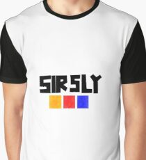 Sir Sly Graphic T-Shirt