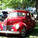 1939 Mercury Coupe by Glenna Walker