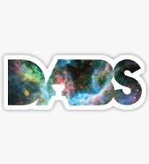 Colorful   DABS SPACED VERSION   WAX BUDDER EARL HASH OIL DABS Sticker