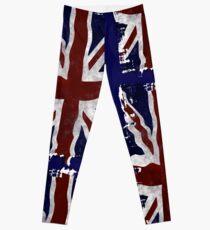 Patriotische Union Jack, UK Union Flag, britische Flagge Leggings