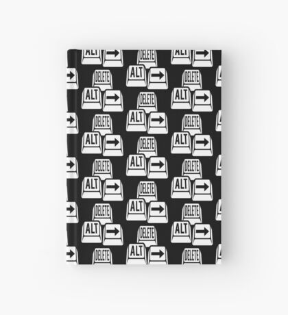 Delete Alt Right Hardcover Journal