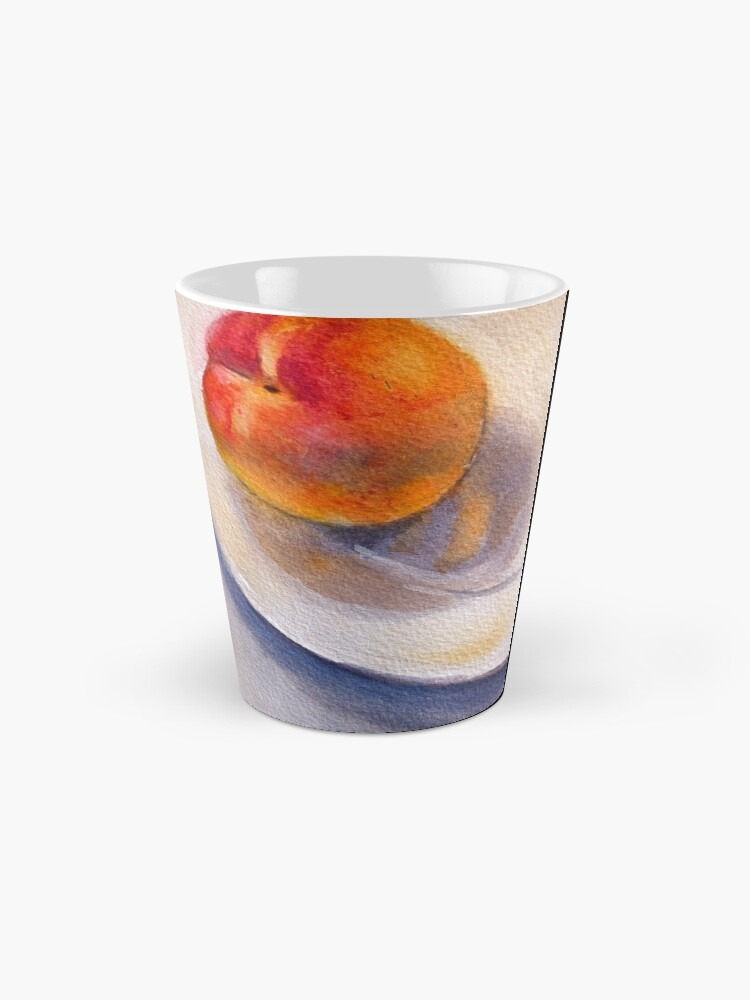 Alternate view of Apricot Mugs