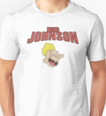 Rick and Morty // Big Johnson Cosplay Shirt S3E02 T-Shirt