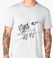 Gordon Cole's Napkin Drawing Men's Premium T-Shirt