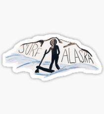 Boreride surfers are really BA Sticker