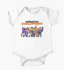 8-Bit Arrested Development Kids Clothes