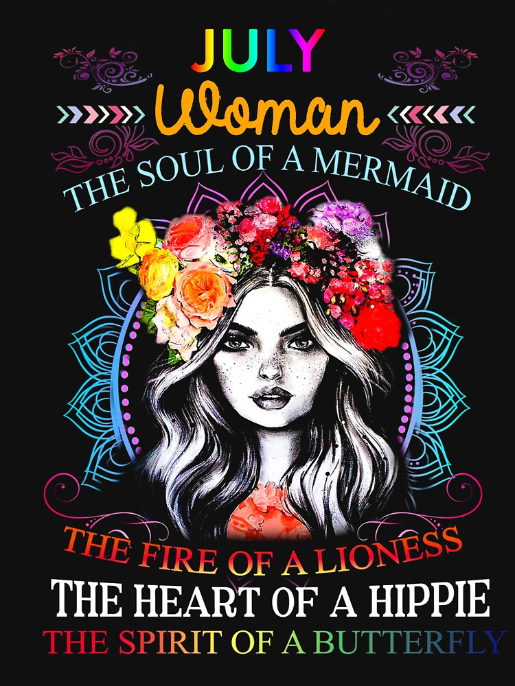 July Woman The Soul Of A Mermaid by Thanada