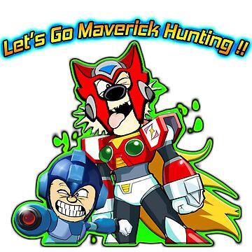 Let's Go Maverick Hunting by Nasdorachi